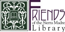Friends of the Sierra Madre Library